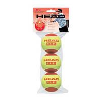 Мяч для большого тенниса HEAD TIP RED