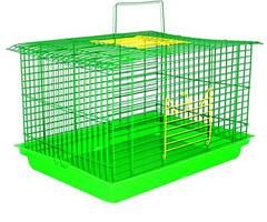 Лори Кролик-Макси крашенная клетка для грызунов