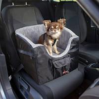 Trixie TX-13176 мягкое место для авто для собак до 8кг (45 × 39 × 42 см)