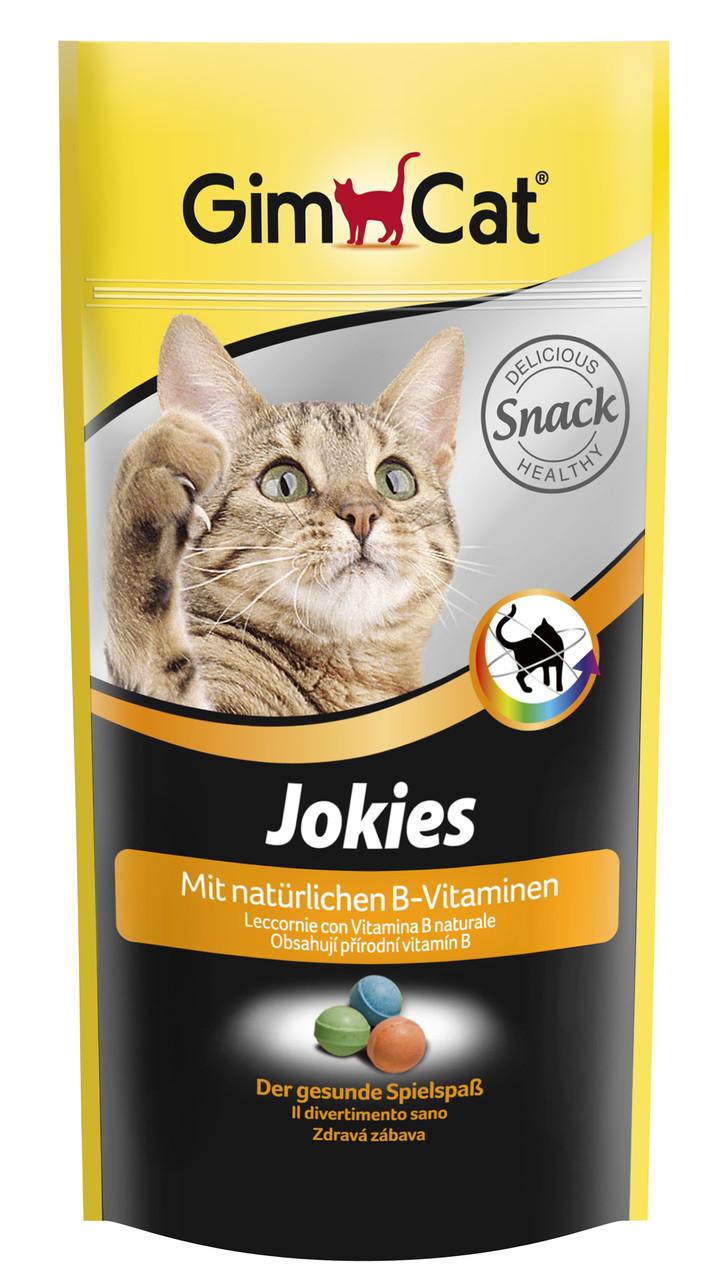 Gimpet Jokies 400 шт -витамины для кошек для аппетита и обмена веществ (408 767)