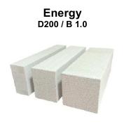 Газоблок D200 / В 1.0