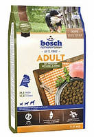 Bosch Adult Poultry & Spelt 15кг корм  для взрослых собак с курицей