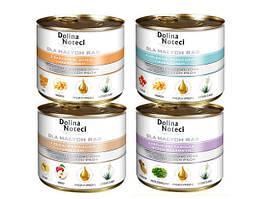 Dolina Noteci Premium 185гр*12шт-консервы для собак мелких пород (разные вкусы)