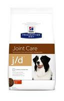 Hills  Prescription Diet Canine j/d 2кг -корм для собак лечение артрита (4516)