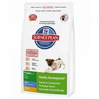 Hills Puppy Mini Healthy Development 3кг-корм для щенков малых пород с курицей (8918)