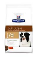 Hills  Prescription Diet Canine j/d 12кг -корм для собак лечение артрита (9183)