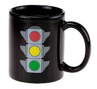 Чашка - хамелеон Светофор