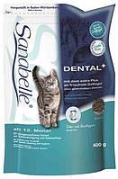 Bosch Sanabelle Dental 10кг корм для кошек для профилактики заболеваний зубной системы
