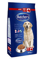 Butcher`s  Basic - сухой корм для собак  10кг на основе говядины