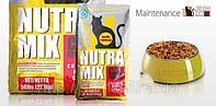 Nutra Mix Maintenance  22,7кг -корм для пассивных и кастрированных котов