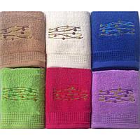 Банное полотенце Шарики на волне Б201-53