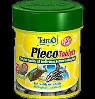 Tetra Pleco Tablets 85г/275 таблеток - корм  для донных рыб (199309)