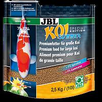 JBL Koi Summer 10,5 л-Специальный корм для крупных кои от 30 см (40188)