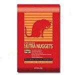 Nutra Nuggets Hairball Control Formula (красная) 10кг--корм с профилактикой мочекаменной болезни