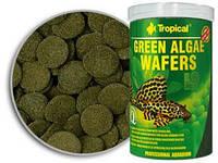 Tropical Green Algae Wafers 5л/2,25кг-премиум корм для донных рыб