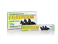 Эквиверм (Equiverm) паста, шприц 7 мл для лошадей