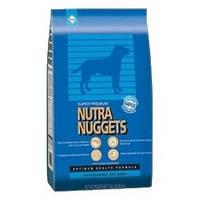 Nutra Nuggets Maintainance  синяя для собак 15кг