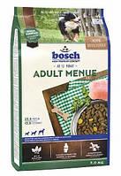 Bosch Adult Menu 15кг корм для взрослых собак со средним или повышенным уровнем активности