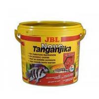 JBL NovoTanganjika, 5,5l./950g (корм в виде хлопьев включ. мясо рыб и планктон для цихлид)(30022)