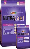 Nutra Gold Finicky  для привередливых кошек 5кг