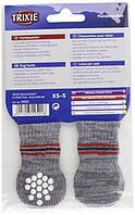Trixie TX-19504 Dog Socks L-XL -носки для собак 2шт (немецкая овчарка)