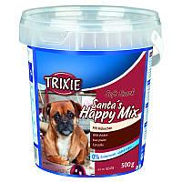 Trixie TX-92478 Santa's Happy Mix 500г -лакомство для собак с курицей
