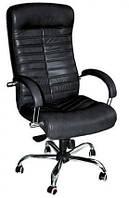 Кожаное кресло Орион HB кз Мадрас НВ, мех. Anyfix