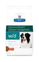 Hills  Prescription Diet Canine w/d  12кг -корм для собак профилактика избыточного веса (6662)