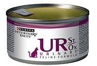 Purina Veterinary Diets UR Urinary Feline консерва для кошек 0,195г*12шт