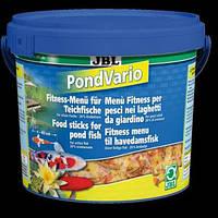 JBL Pond Vario  10,5л/1,4кг- корм для всех видов прудовых рыб (4029800)
