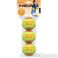 Мяч для большого тенниса HEAD TIP-OR (для детей 8-9 лет)