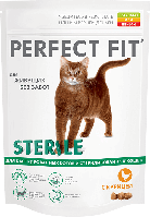 Perfect Fit sterile 15кг-корм для  домашних кошек после кастрации или стерилизации.