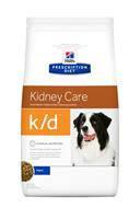 Hills  Prescription Diet Canine k/d 12кг -корм для собак лечение почек (9182)