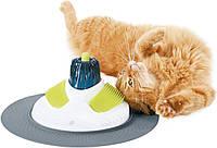 Hagen Catit Massage Center- Массажный центр - интерактивная игрушка для кошек (50720)