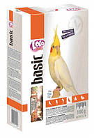 LoLo Pets basic for COCKATIEL Полнорационный корм для средних попугаев 1кг (LO-72202)