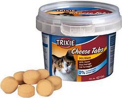 Trixie TX-42736 Cheese Tabs - сирне ласощі для кота 75г