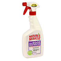 Natures Miracle Уничтожитель запахов 3 в 1 – спрей без запаха 710 мл