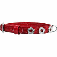 CoLLar Briliance - кожаный ошейник для собак (длина 27-36 см, диаметр - 15мм) (4898)