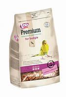 Lolo Pets LO-70212 Премиум корм для волнистых попугаев 1кг