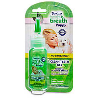 Tropiclean Fresh Breath Puppy Clean Teeth Gel 59 мл -гель для чистки зубов щенкам (001954)