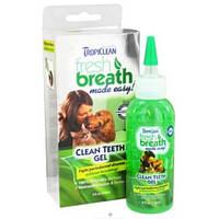Tropiclean Clean Teeth Gel - Гель для чистки зубов для кошек и собак 114 мл (001008)