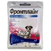 Merial FrontLine Spot On L- капли для собак от 20 до 40 кг 1пипетка