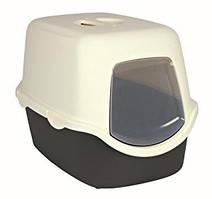 Trixie TX-40284 туалет Diego для кота с фильтром  (40 × 40 × 56 см)