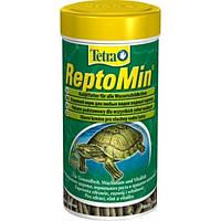 Tetra ReptoMin Sticks 1л (Тетра) Корм для любых видов водных черепах в гранулах (204270)