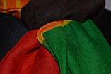 Шарф Соня красно-зеленый, фото 3