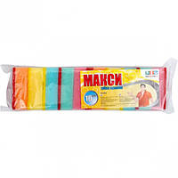 Губка для мытья посуды «Макси»  10 штук (арт.H014002)