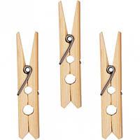 Прищепки для белья «Бамбук»  большие 20 … (арт.250/1)