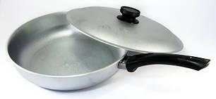 Сковороды алюминиевые без внутреннего покрытия