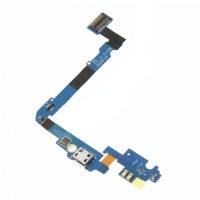 Шлейф (Flat cable) Samsung i9250 Galaxy Nexus с разъемом зарядки,  микрофоном,  компонентами