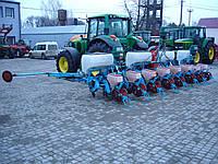 Сівалка до кукурудзи MONOSEM 8 рядків. 2000рік (Франція), фото 1